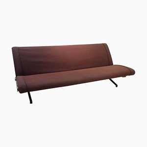 D70 Daybed Sofa by Osvaldo Borsani for Tecno