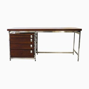 Writing Desk by Jules Wabbes for Foncolin, 1957