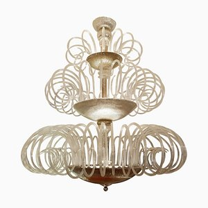 Extra Large Murano Chandelier, 1960s