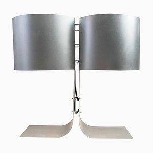 Lampada da scrivania in alluminio