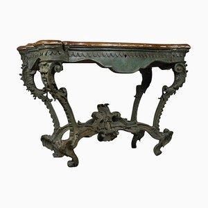 Console Louis XV, 19ème Siècle