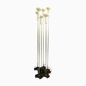 Modell 1074 Stehlampe von Gino Sarfatti für Arteluce