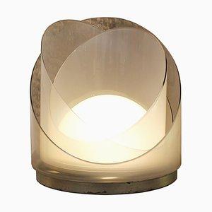 Lampada da tavolo modulare di Carlo Nason per Mazzega