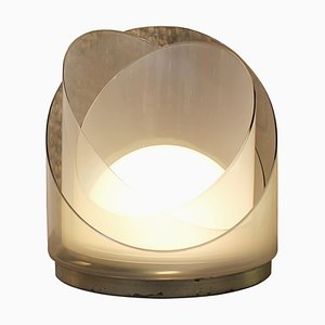 Modulare Tischlampe von Carlo Nason für Mazzega