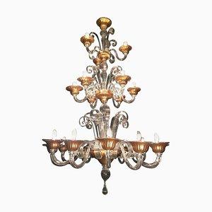 Art Deco Venetian Chandelier
