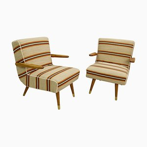 Hungarian Armchairs, Set of 2