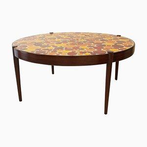 Ceramic Coffee Table by Aliette Vliers