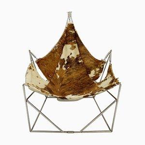 Odile Mir Lounge Chair, France, 1972