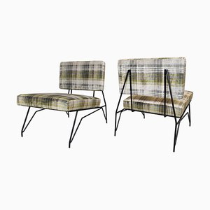 Lounge Chairs from Cerruti, Italy, 1950s, Set of 2