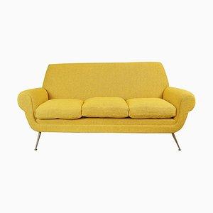 Canapé 3 Places par Gigi Radice pour Minotti, 1950s