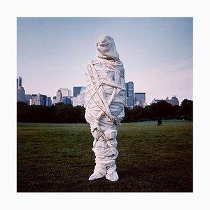 Annie Leibovitz Christo, Central Park, Nueva York, 1981, Cibachrome