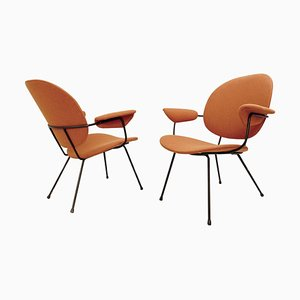 302 Armchairs by Willem Hendrik Gispen for Kembo, 1950s, Set of 2