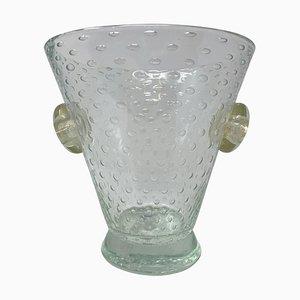 Vaso di Ercole Barovier per Barovier & Toso, anni '40