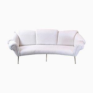 Italian Sofa by Giacomo Balla, 1950s