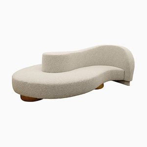 Wave Curved Borne Sofa, Italy