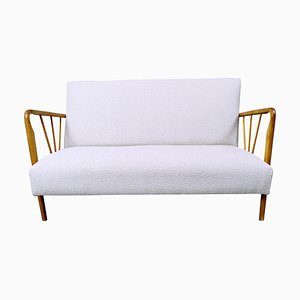 Canapé dans le Style de Paolo Buffa, Italie