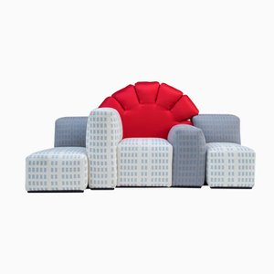 Tramonto a New York Sofa by Gaetano Pesce for Cassina, 1979