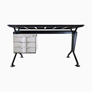 Desk by Studio BBPR for Olivetti