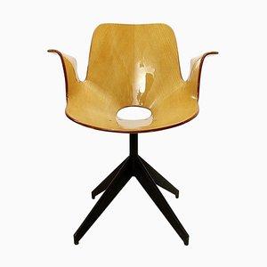 Medea Swivel Chair by Vittorio Nobili for Tagliabue Brothers, 1950s