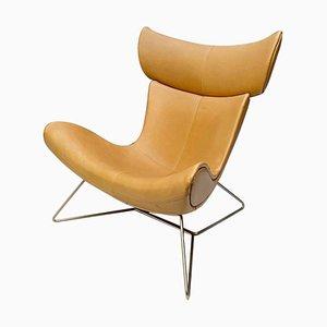 Imola Leather Lounge Chair by Henrik Pedersen