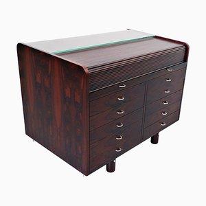 Secretary Desk by Gianfranco Frattini for Bernini, 1960s