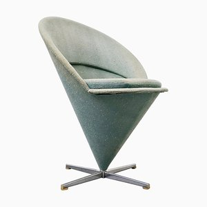 Cone Chair by Verner Panton for Ton