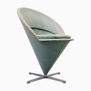 Cone Chair von Verner Panton für Ton