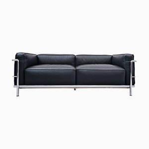 LC3 Grand Comfort Sofa by Le Corbusier for Cassina