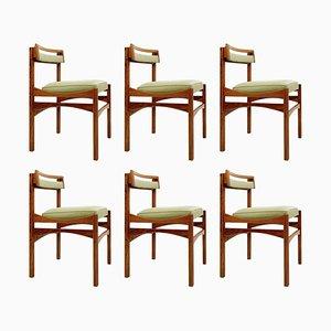 Italian Chairs, Set of 6