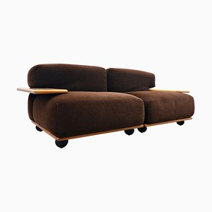 Plain Sofa von Mario Bellini für Cassina, 1970er