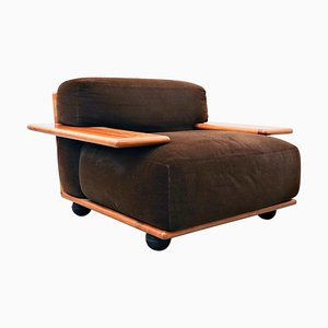 Plain Armchair by Mario Bellini for Cassina, 1970s