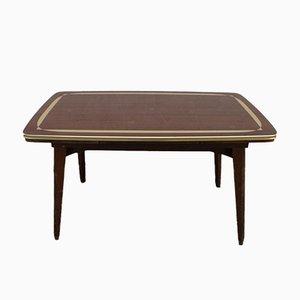 Tavolino da caffè Rockabilly regolabile in altezza, anni '60