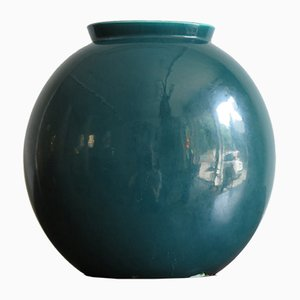 Italian Ceramic Vase by Guido Andloviz for SCI Laveno, 1950s