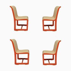 Konstruktivistischer Stuhl von Josef Heisler, Ungarn, 1930er
