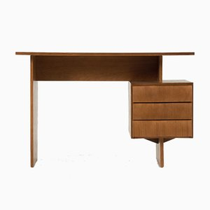 Czech Writing Desk by Bohumil Landsman, 1970s