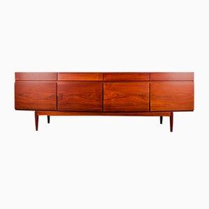 Großes Dänisches FA 66 Sideboard aus Brasilianischem Palisander von Ib Kofod Larsen für Faarup Møbelfabrik