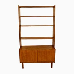 Bookcase in Teak, Sweden, 1960s