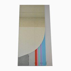 Miroir par Eugenio Carmi pour Acerbis, 1980s