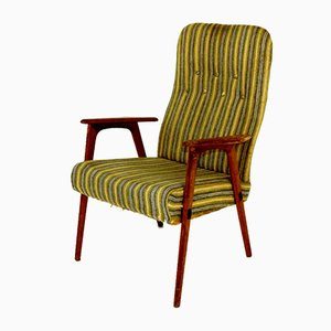 Beech Armchair, Sweden, 1950s
