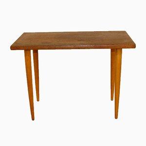 Table d'Appoint en Teck, Suède, 1960s