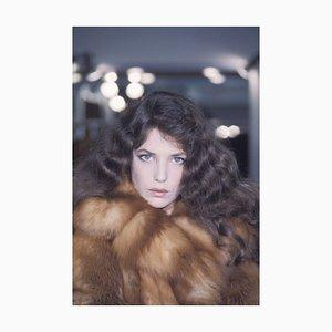Jane Birkin Framed in White by Giancarlo Botti