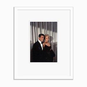 Cadre Curtis and Leigh Encadré Blanc par Bettmann