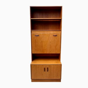 Vintage Teak Drinks Cabinet or Wall Unit from G-Plan