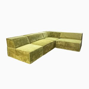 Modular Trio Sofa by Team Form AG, Switzerland, for COR, Germany, 1970s, Set of 8