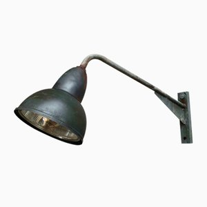French Copper Street Lamp or Wall Lamp