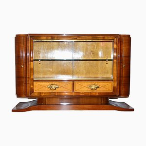 Art Deco Sideboard with Recessed Handles