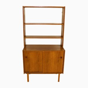 Combination Chest of Drawers & Bookcase Unit, Sweden, 1960s