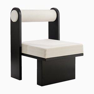 Panda Side Chair by Melis Tatlicibasi