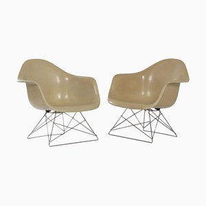 LAR Armchairs by Charles & Ray Eames for Herman Miller, 1970s, Set of 2