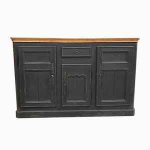 Buffet with 3 Doors, 19th Century